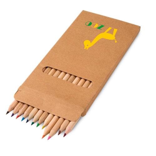 boite à crayons pas cher objets publicitaire