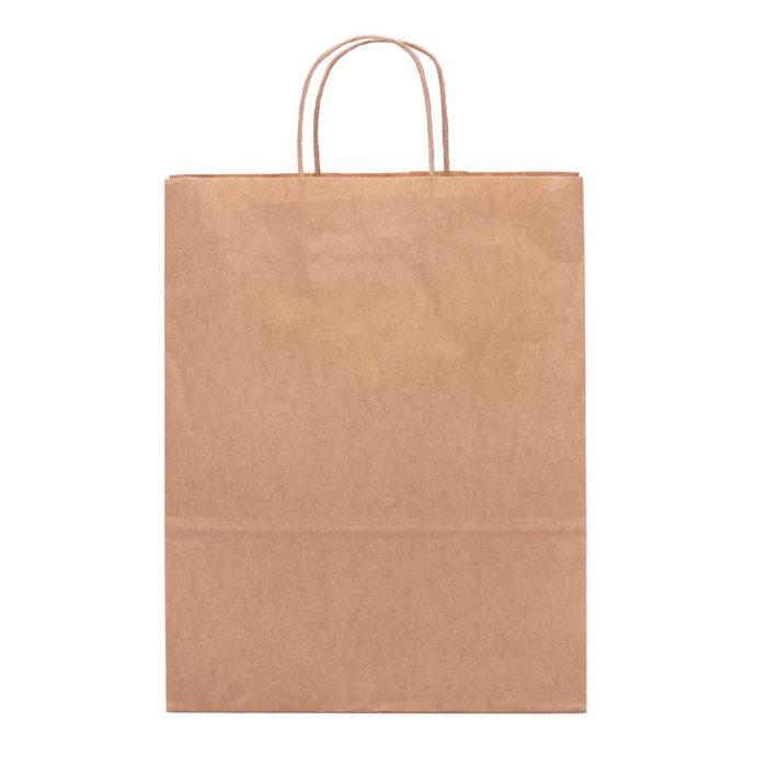 sac en papier pas cher logo