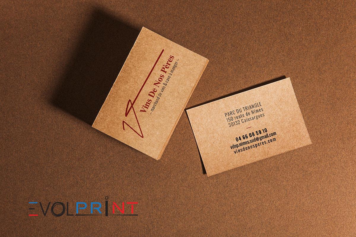 vins-de-nos-peres---gard---carte-de-visite-nimes-impression-restaurant